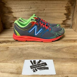 New balance life in colors running sneakers shoes